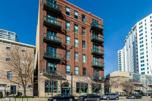 1632 S Indiana Unit 406, Chicago, IL 60616 South Loop