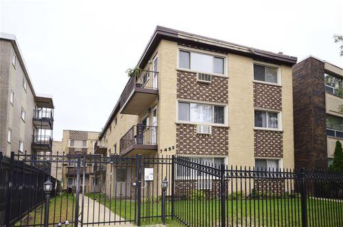 7453 N Sheridan Unit 3C, Chicago, IL 60626 Rogers Park