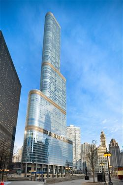 401 N Wabash Unit 82D, Chicago, IL 60611 River North