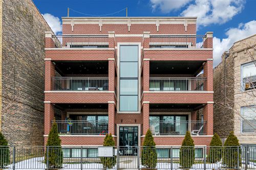 2506 N Rockwell Unit 3S, Chicago, IL 60647 Logan Square