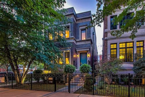 1728 W George, Chicago, IL 60657 Lakeview