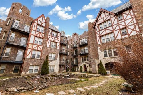 5715 N Kimball Unit 3N, Chicago, IL 60659 Hollywood Park