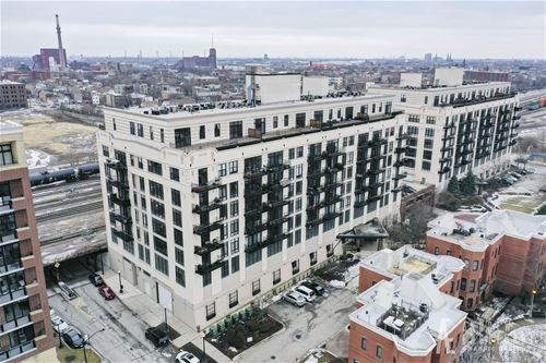 1525 S Sangamon Unit 603, Chicago, IL 60608 University Village / Little Italy