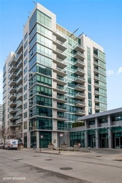 123 S Green Unit 901B, Chicago, IL 60607 West Loop