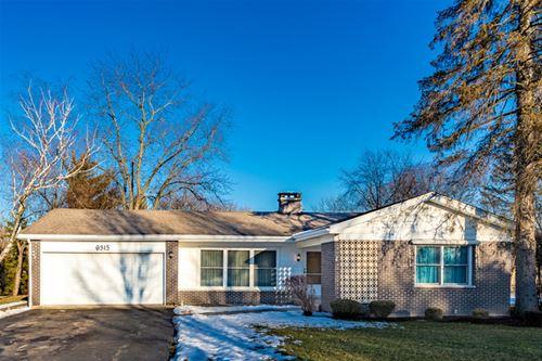 6315 Prentice, Downers Grove, IL 60516