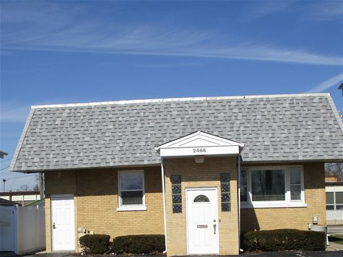 2466 Ridge, Lansing, IL 60438