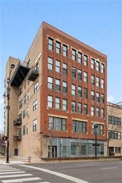 626 W Randolph Unit 205, Chicago, IL 60661 The Loop