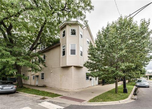 1825 N Kedzie Unit 3, Chicago, IL 60647 Logan Square