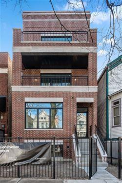 1731 W Melrose Unit 1, Chicago, IL 60657