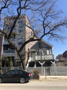 3035 N Sheffield, Chicago, IL 60657 Lakeview