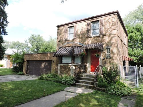 721 Peoria, Chicago Heights, IL 60411