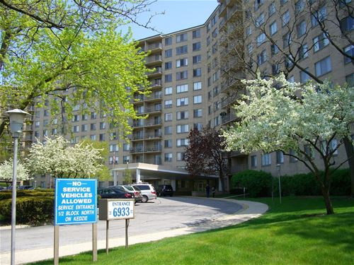 6933 N Kedzie Unit 1015, Chicago, IL 60645 West Ridge