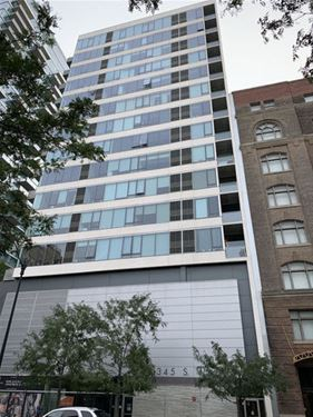 1345 S Wabash Unit 801, Chicago, IL 60605 South Loop