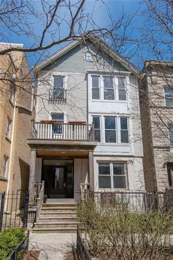 828 W Buckingham Unit 1, Chicago, IL 60657 Lakeview