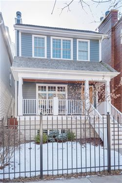 1333 W George, Chicago, IL 60618 Lakeview
