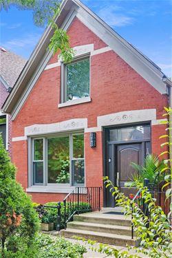 1736 N Honore, Chicago, IL 60622 Bucktown