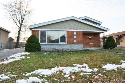 10632 S Kostner, Oak Lawn, IL 60453