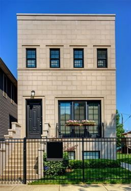 541 N Artesian, Chicago, IL 60612 Smith Park
