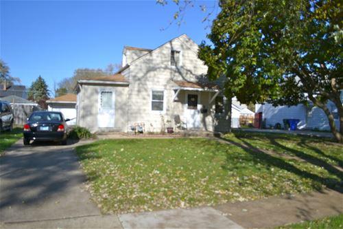 3104 W 114th, Merrionette Park, IL 60803