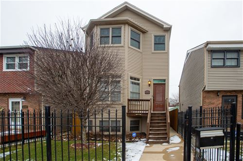 1746 N Washtenaw, Chicago, IL 60647 Logan Square