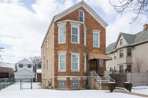 4016 N Springfield, Chicago, IL 60618 Irving Park