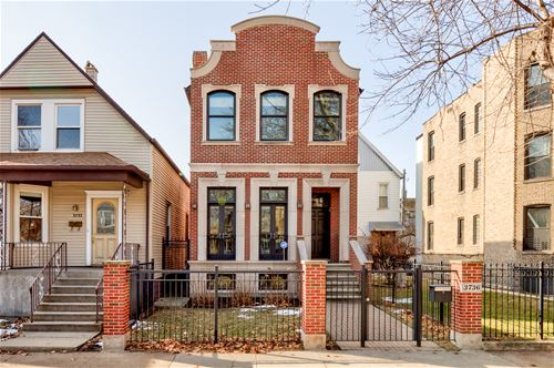 3736 N Hermitage, Chicago, IL 60613 West Lakeview