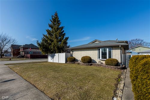 5858 W 88th, Oak Lawn, IL 60453