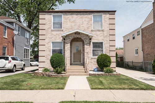 5725 S Nordica, Chicago, IL 60638 Garfield Ridge