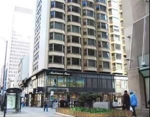 535 N Michigan Unit 2311, Chicago, IL 60611 Streeterville