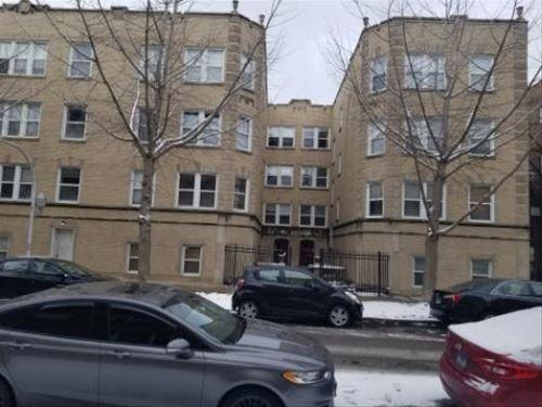 2314 W Rosemont Unit 3, Chicago, IL 60659 West Ridge
