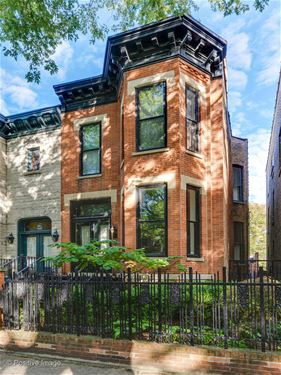 852 W Webster, Chicago, IL 60614 Lincoln Park