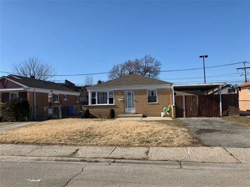 8012 S Kilpatrick, Chicago, IL 60652 Scottsdale