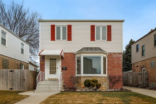 3959 N Nordica, Chicago, IL 60634 Dunning