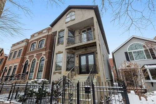 1304 W Schubert, Chicago, IL 60614 Lincoln Park