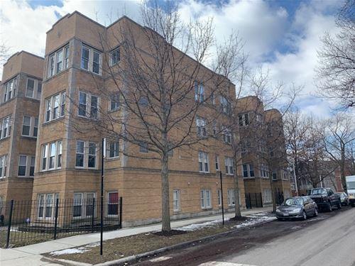 3007 W Belle Plaine Unit G, Chicago, IL 60618 Irving Park