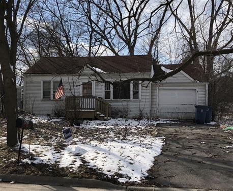 826 N Indiana, Elmhurst, IL 60126