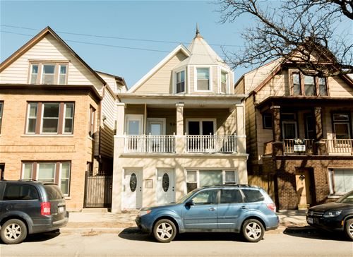5009 N Western, Chicago, IL 60625 Ravenswood
