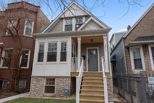 2914 N Spaulding, Chicago, IL 60618 Avondale