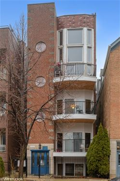 1320 N Wolcott Unit 3, Chicago, IL 60622 Wicker Park