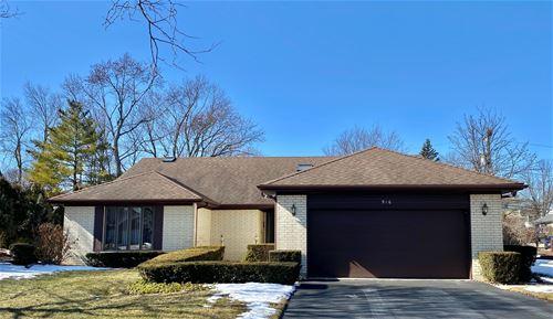 916 Burnham, Glenview, IL 60025
