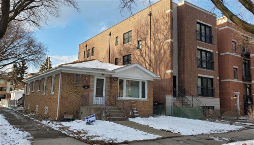 5540 W Edmunds, Chicago, IL 60630