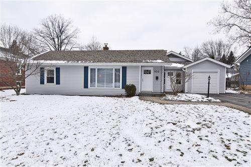 930 Webster, Wheaton, IL 60187