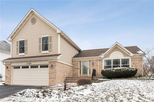 1180 Winding Glen, Carol Stream, IL 60188