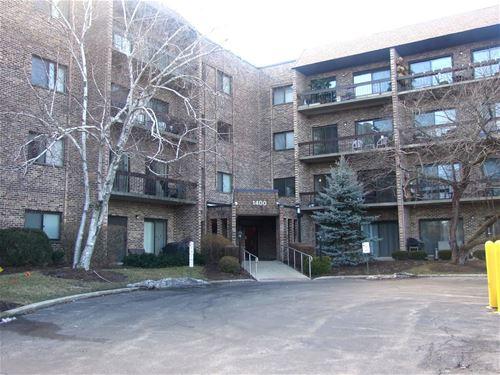 1400 N Elmhurst Unit 211, Mount Prospect, IL 60056