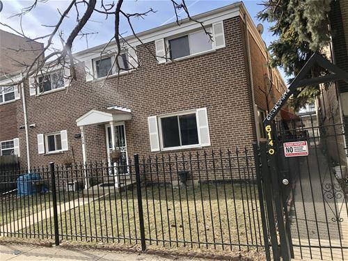 6140 N Winthrop Unit A, Chicago, IL 60660