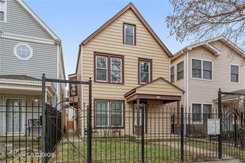 3703 W Palmer, Chicago, IL 60647 Logan Square