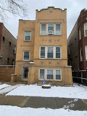 3740 W Eastwood, Chicago, IL 60625