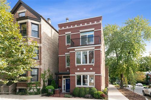 2057 N Leavitt, Chicago, IL 60647