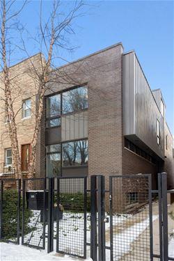 1843 W Huron, Chicago, IL 60622 East Village