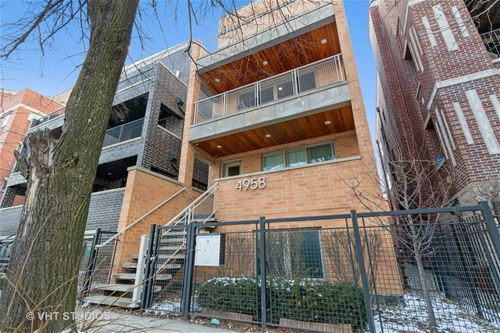4958 N Western Unit 2, Chicago, IL 60625 Ravenswood
